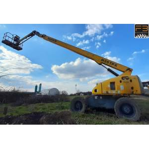 Diesel Articulating Booms HA 25 TPX Nr. 114