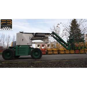 Diesel Articulating Booms HA12 PX - 01
