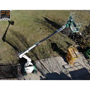 Haulotte HA 16 X -  Second hand articulating boom Nr. 102