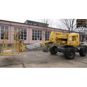 Haulotte HA 16 X -  Second hand articulating boom