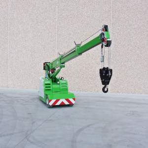 Radio remote controlled crane JMG MC22S