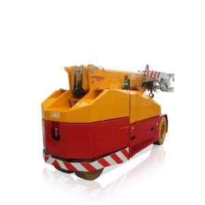 Radio remote controlled crane JMG MC90S