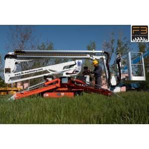 Spider crane R 180