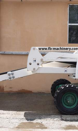 Haulotte H 16 X -  Second hand articulating boom