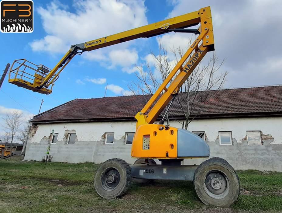 Diesel Articulating Booms HA20 PX Nr. 116