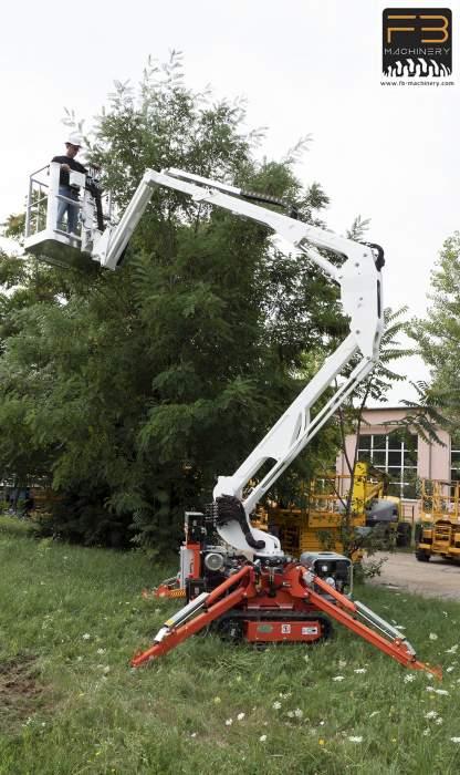 Spider crane R 130